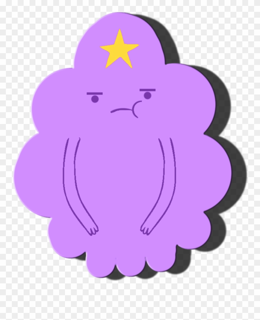Lumpy space princess clipart clip transparent library Why Has Lumpy Space Princess Been So Ignored During Clipart ... clip transparent library