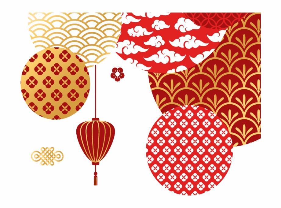 Lunar new year 2018 clipart vector download Jpg Freeuse Stock Chinese New Year 2018 Clipart - Lunar New ... vector download