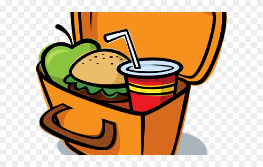 Lunch box clipart png clip art royalty free Lunch Box Clipart Cute - Png Download (#2797424) - PinClipart clip art royalty free