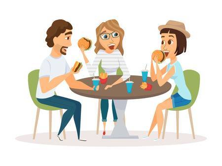 Lunch with friends clipart graphic Eating lunch with friends clipart 1 » Clipart Portal graphic