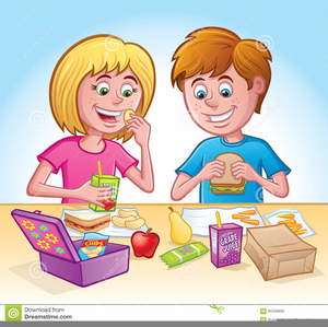 Lunchtime clipart freeuse stock School Lunchtime Clipart | Free Images at Clker.com - vector clip ... freeuse stock