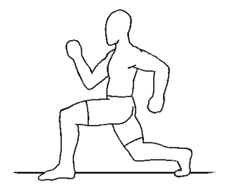 Lunge clipart clip art royalty free Lunge Cliparts - Making-The-Web.com clip art royalty free