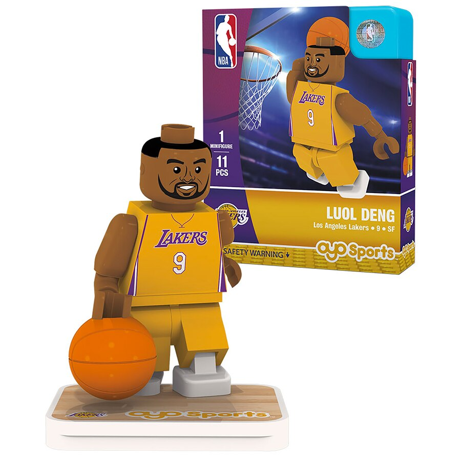 Luol deng clipart picture transparent library Los Angeles Lakers Luol Deng OYO Sports Player Minifigure picture transparent library