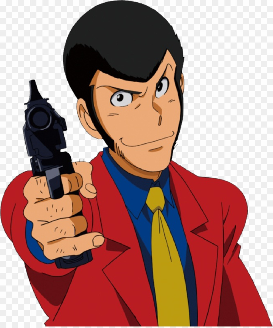 Lupin the third clipart svg download Lupin The Third PNG Goemon Ishikawa Xiii Arsène Lupin Iii Clipart ... svg download