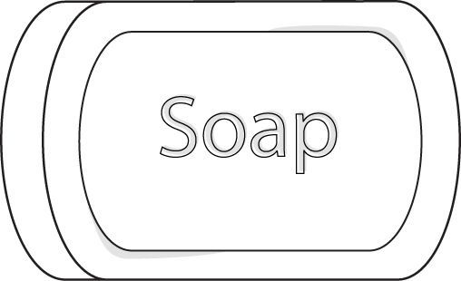 Lux soap clipart svg royalty free Lux soap clipart 1 » Clipart Portal svg royalty free