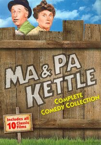 Ma and pa kettle go to town cartoon pic clipart clipart freeuse download Ma and Pa Kettle: Complete Comedy Collection clipart freeuse download