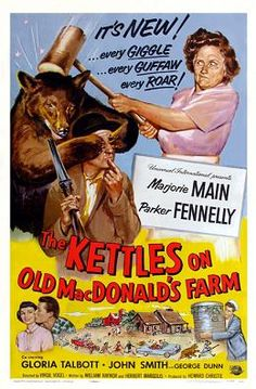Ma and pa kettle go to town cartoon pic clipart vector freeuse library 91 Best Ma and Pa Kettle images in 2013   Vintage movies, Classic ... vector freeuse library