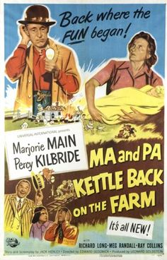 Ma and pa kettle go to town cartoon pic clipart png freeuse stock 91 Best Ma and Pa Kettle images in 2013   Vintage movies, Classic ... png freeuse stock