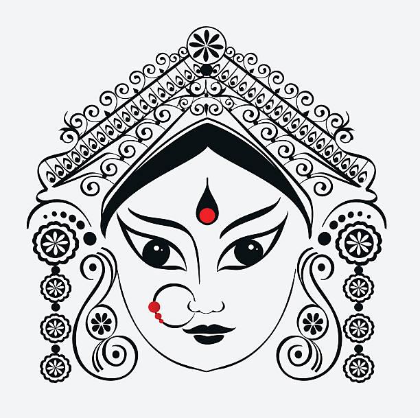Maa durga clipart svg transparent stock 19+ Goddess Durga Maa Clipart | ClipartLook svg transparent stock
