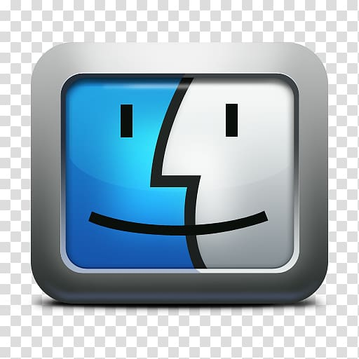 Mac icon clipart png royalty free download Macintosh operating systems macOS , Finder Mac Icon transparent ... png royalty free download