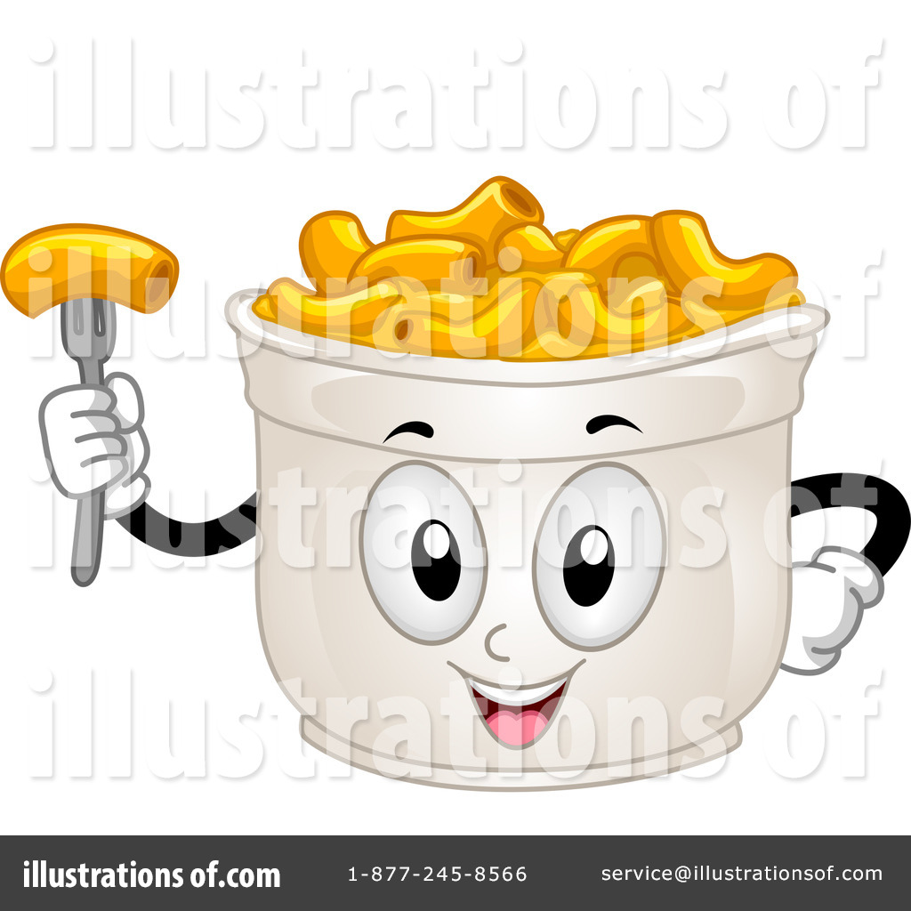 Macaroni clipart clip free download Macaroni And Cheese Clipart #1300039 - Illustration by BNP Design Studio clip free download