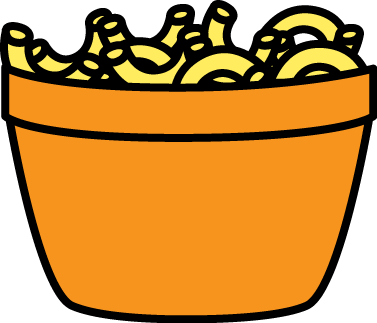 Macaroni pasta clipart image freeuse Macaroni And Cheese Clipart | Free download best Macaroni And Cheese ... image freeuse