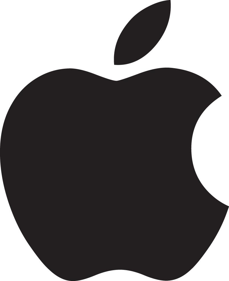 Macintosh apple clipart vector royalty free stock Mac Apple Clipart vector royalty free stock