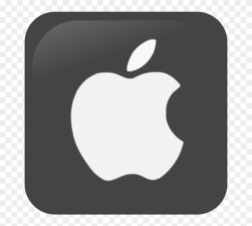 Macintosh apple clipart png free download File - Mac - Svg - Logo Ikon Apple Clipart (#1035551 ... png free download