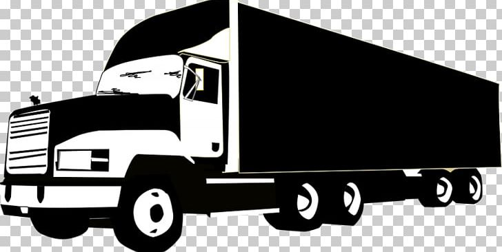 Mack truck clipart picture freeuse library Pickup Truck Mack Trucks Dump Truck PNG, Clipart, Black And ... picture freeuse library
