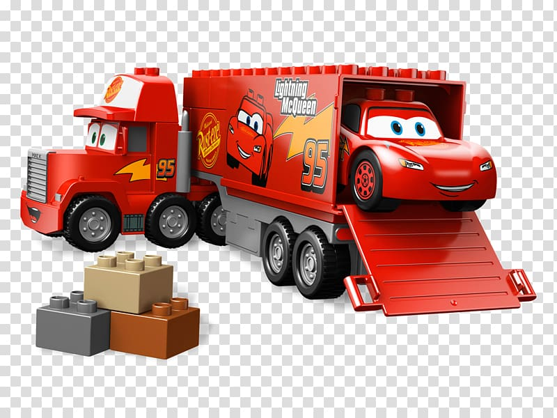 Mack truck clipart png free stock Lightning McQueen Cars Mater-National Championship Mack ... png free stock