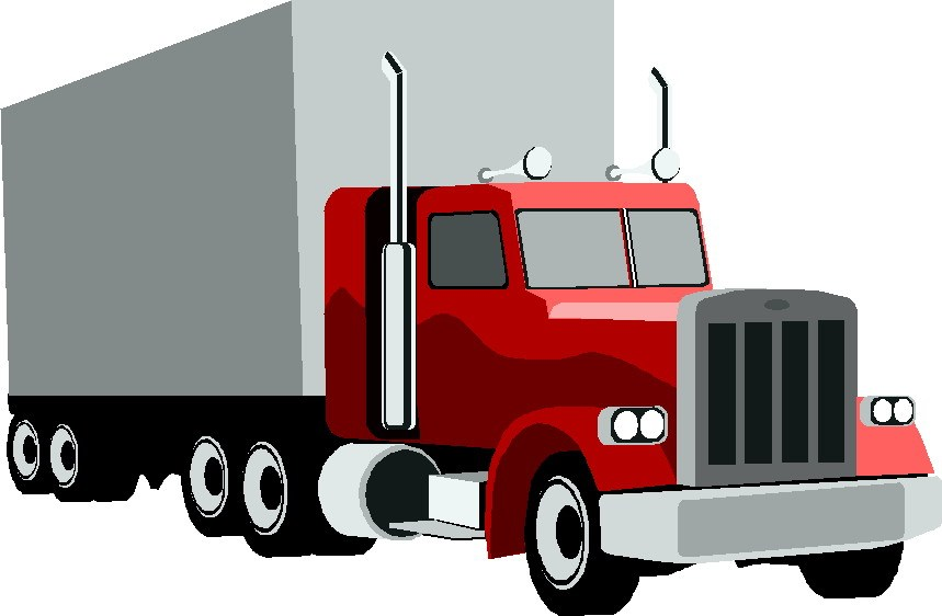 Mack truck clipart image black and white stock Mack truck clipart 6 » Clipart Portal image black and white stock