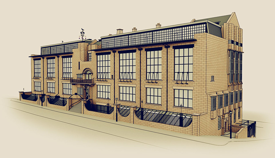 Mackintosh clipart graphic library download Download mixed use clipart Glasgow School of Art MacKintosh ... graphic library download