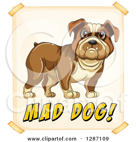 Mad dog clipart small image stock Mad dog clipart small - ClipartFest image stock