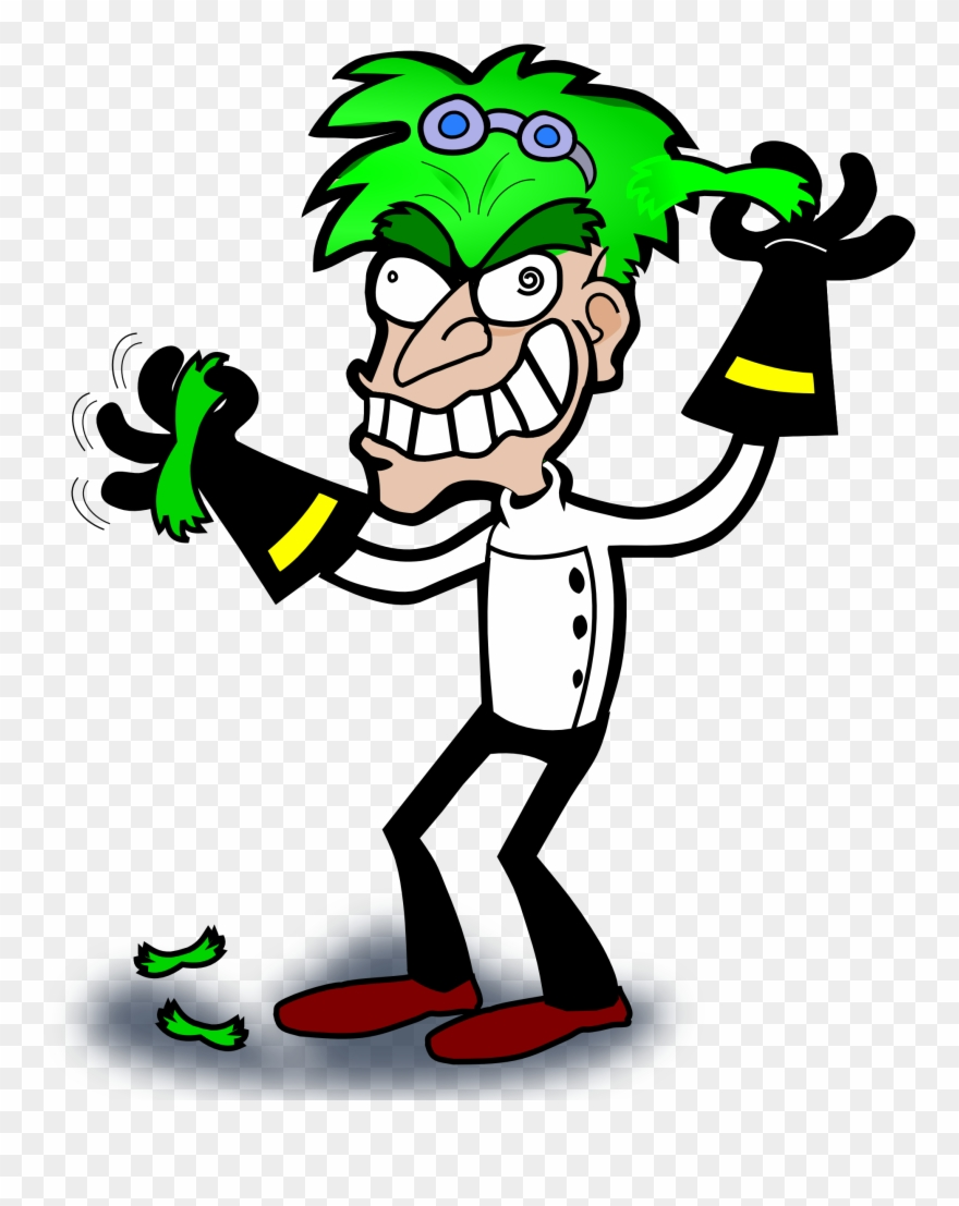 Mad scientist pictures clipart clipart free library Mad Scientist Clipart - Mad Scientist No Background - Png ... clipart free library