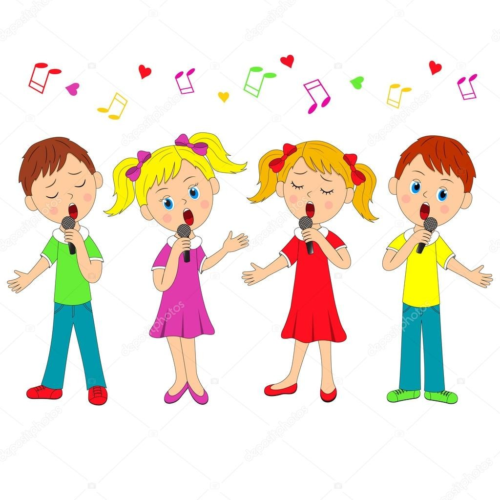 Madang clipart safety vector stock Infants Singing Assembly - Madang Avenue Public School vector stock