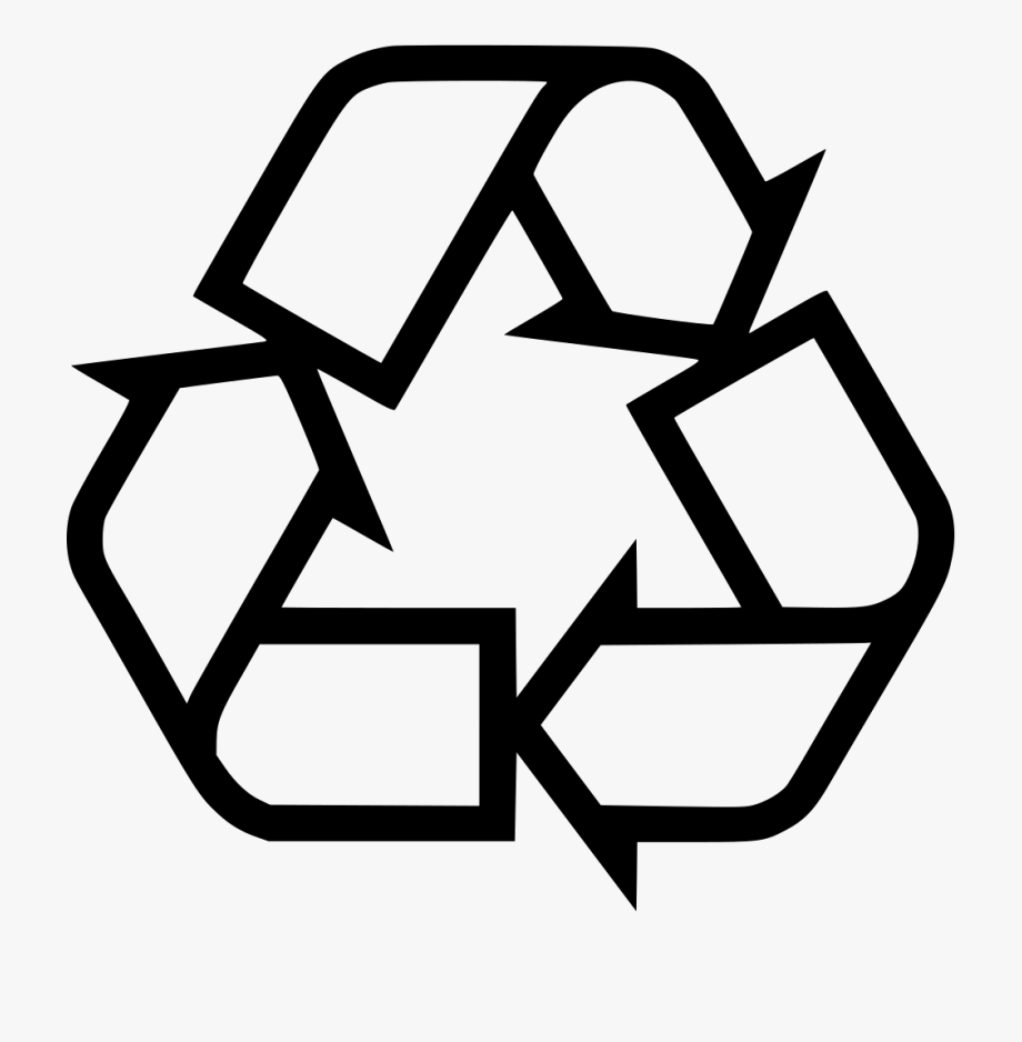 Recycle bin clipart black and white png freeuse library Recycle Clipart Vernacular - Recycle Bin Black And White ... png freeuse library