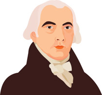 Madison clipart jpg freeuse download James madison american presidents 4 clipart » Clipart Station jpg freeuse download