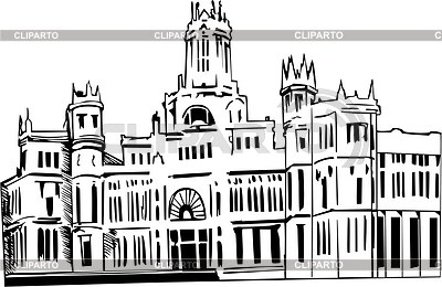 Madrid clipart jpg black and white download Madrid clipart - ClipartFest jpg black and white download