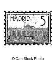Madrid clipart vector library stock Madrid Illustrations and Clipart. 2,291 Madrid royalty free ... vector library stock
