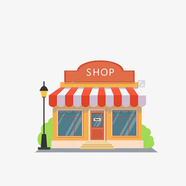 Magasin clipart png transparent library Clipart courses magasin 3 » Clipart Portal png transparent library