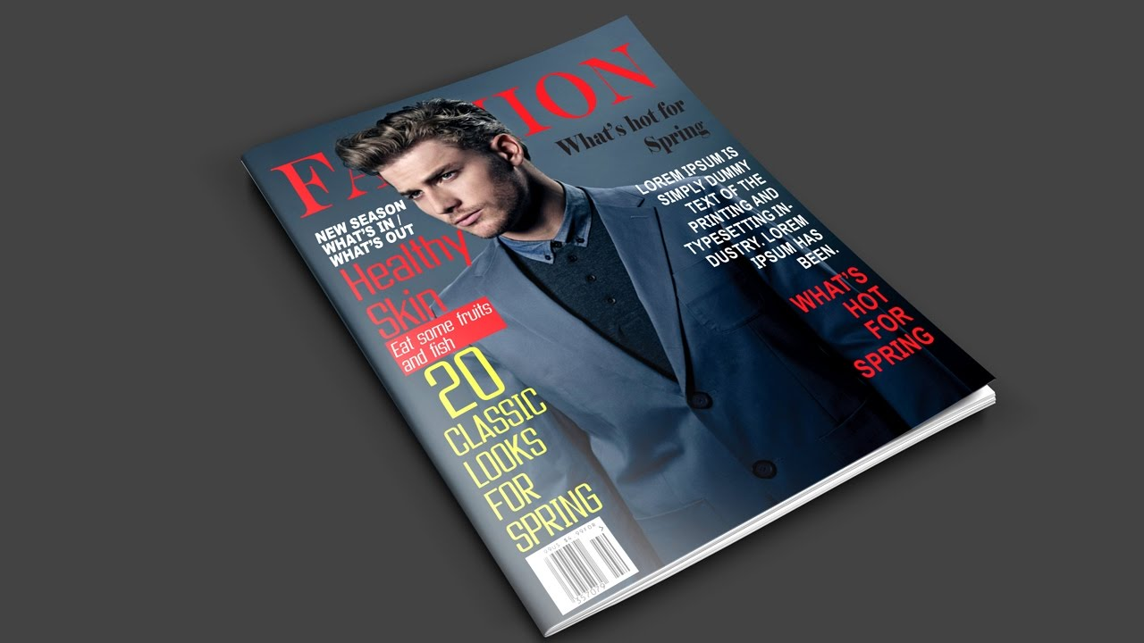 Magazine cover design clipart graphic freeuse download Magazine Cover: How To Design One and the BEST 43 Examples graphic freeuse download