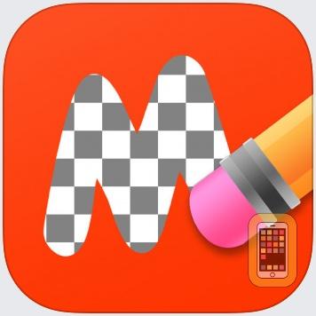 Magic eraser app clipart clip transparent Magic Eraser Background Editor for iPhone & iPad - App Info ... clip transparent