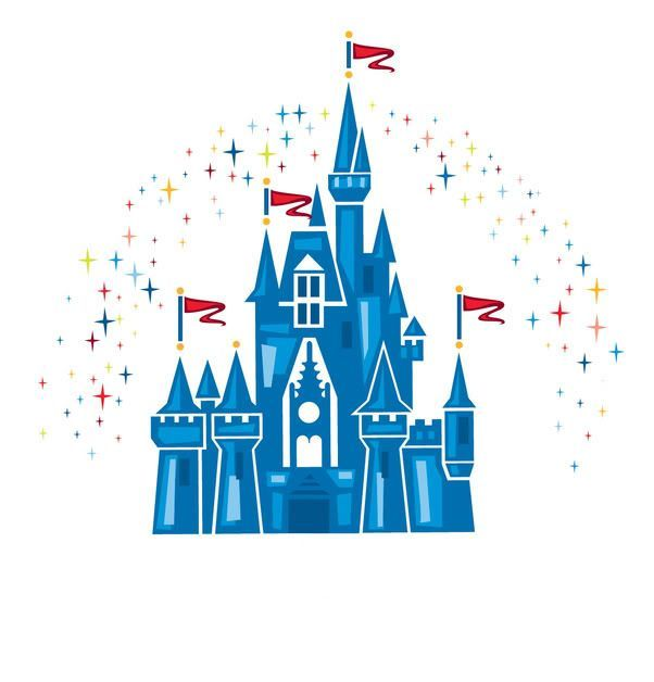 Magic kingdom castle outline clipart clipart stock 17 Best images about Frozen on Pinterest | Christmas trees, Teal ... clipart stock
