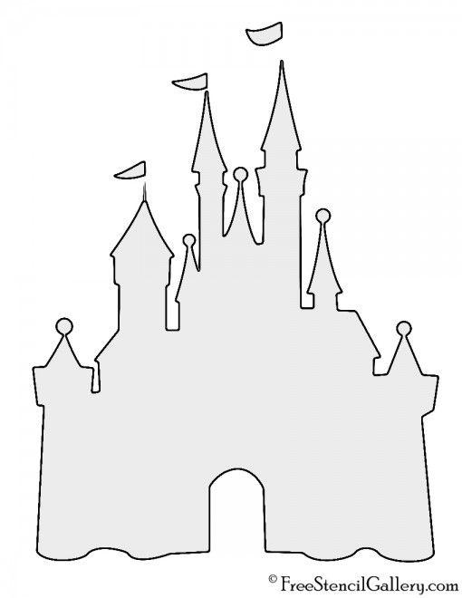Magic kingdom castle outline clipart svg transparent stock 17 Best ideas about Disney Castle Silhouette on Pinterest | Disney ... svg transparent stock