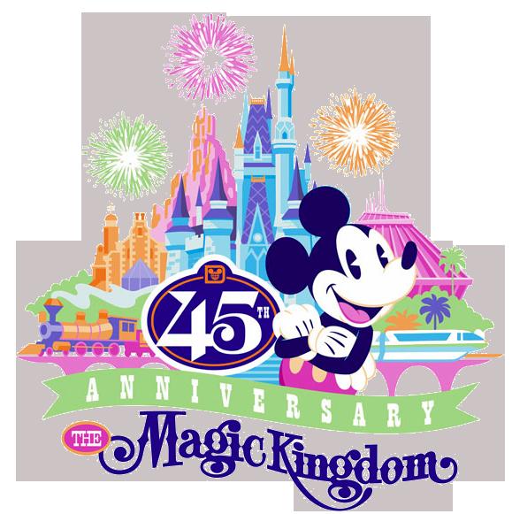 Magic kingdom clipart image stock Disney Magic Kingdom Logos Clipart image stock