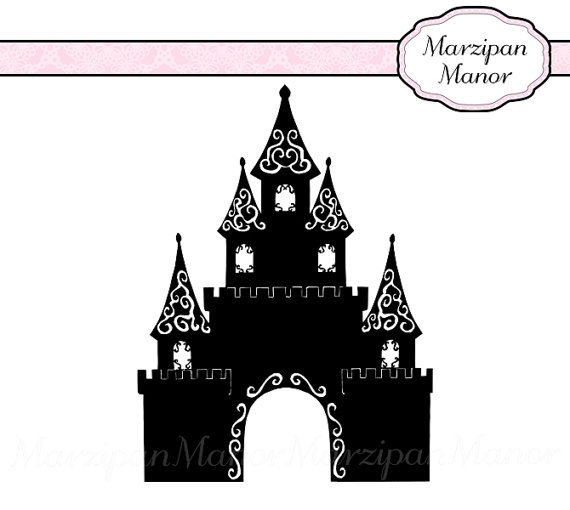Magic kingdom clipart jpg freeuse stock Cinderella Castle Silhouette magic kingdom silhouette clipart ... jpg freeuse stock