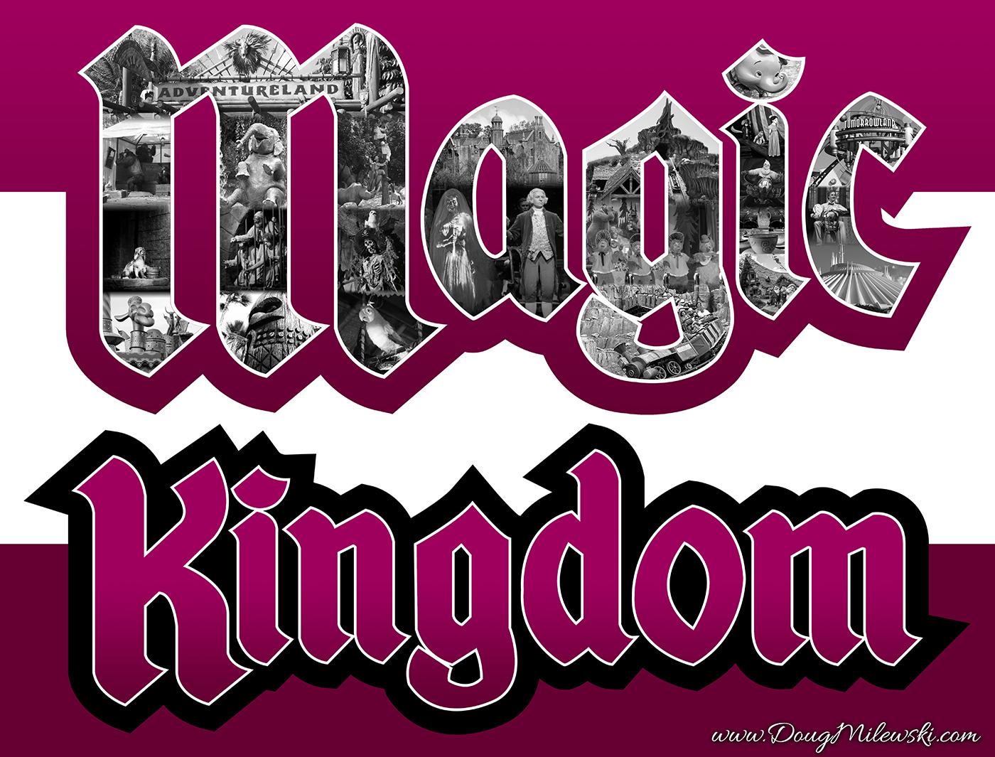 Magic kingdom disney world clipart svg transparent library Magic Kingdom Logo   WDWMAGIC - Unofficial Walt Disney World ... svg transparent library