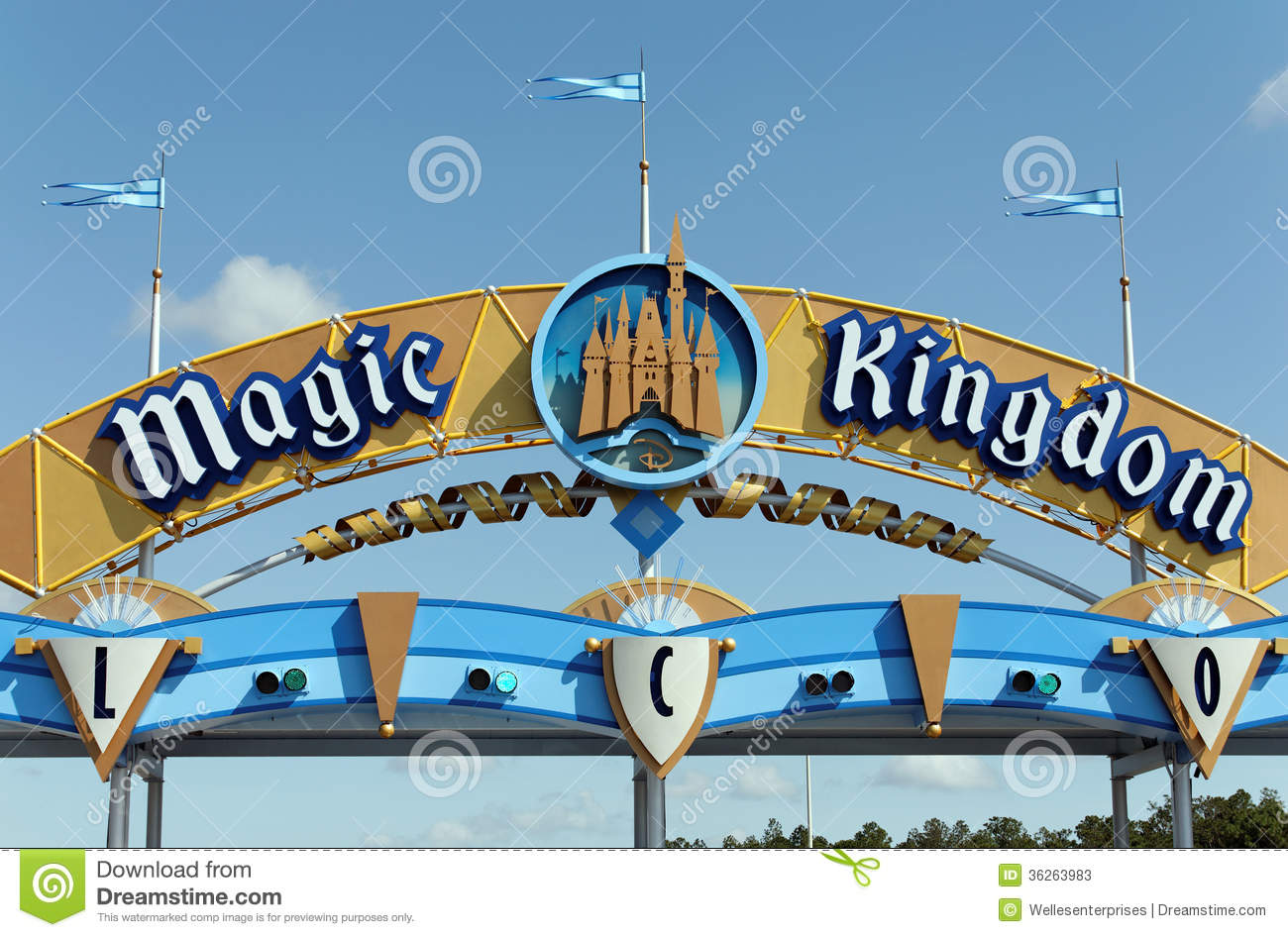 Magic kingdom disney world clipart banner freeuse download Disney World Magic Kingdom Clipart - Clipart Kid banner freeuse download