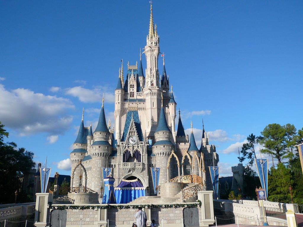 Magic kingdom disney world clipart vector free Disney world ipad clipart - ClipartFox vector free