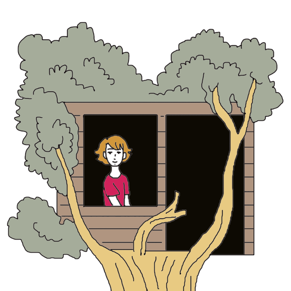 Magic tree house clipart jpg black and white stock Tree House Dream Dictionary: Interpret Now! - Auntyflo.com jpg black and white stock