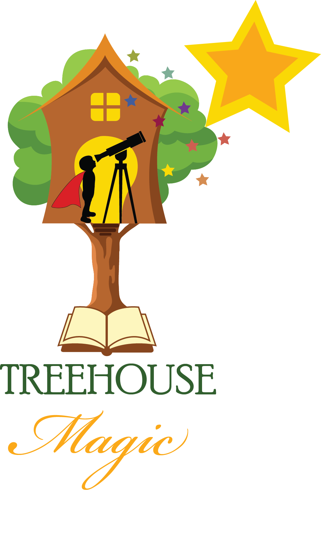 Magic tree house clipart picture library library Treehouse Magic picture library library