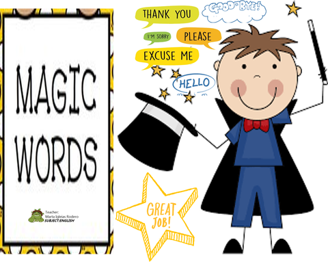 Magic words clipart clip library library PLEASE AND THANK YOU!!! - martaiglesiass jimdo page! clip library library
