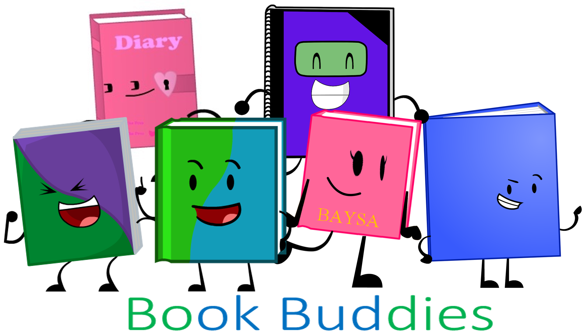 Magical book diary clipart clip art royalty free stock Image - Book Buddies.png | Community Central | FANDOM powered by Wikia clip art royalty free stock