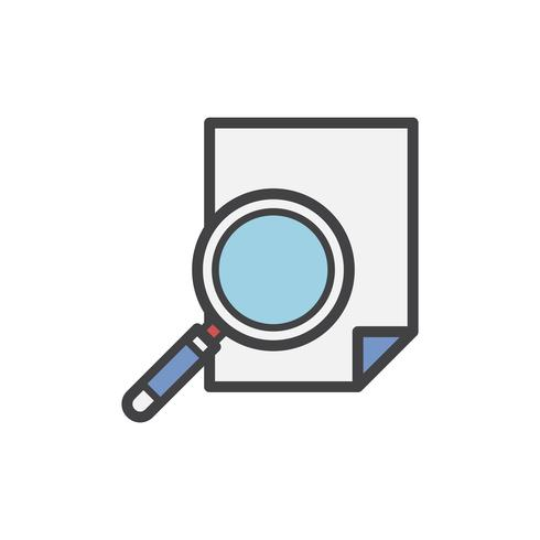 Magnifier clipart icon picture transparent library Illustration of magnifying glass icon - Download Free ... picture transparent library