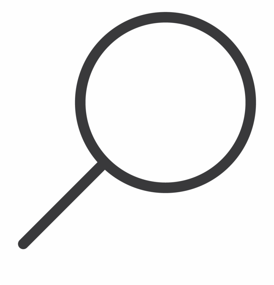 Magnifier clipart icon graphic freeuse stock Magnifying Glass Icons Png Clipart , Png Download ... graphic freeuse stock