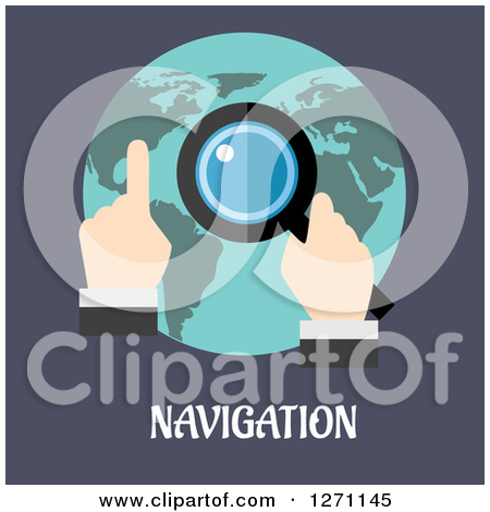 Magnifying clipart with arrow head clip art transparent Clipart of a Sketched White Business Man's Hand Searching with a ... clip art transparent