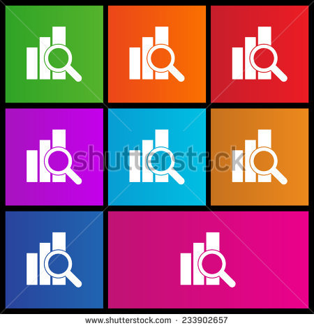 Magnifying clipart with arrow head banner royalty free download Macro-graph Stock Vectors & Vector Clip Art | Shutterstock banner royalty free download