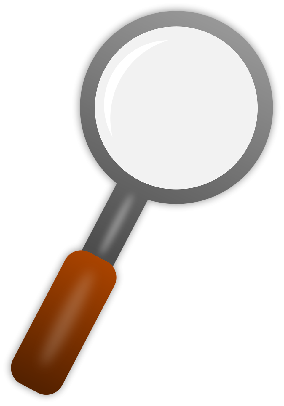 Magnifying glass and book clipart clip download Magnifying glass free stock photo a magnifying clip art - Cliparting.com clip download