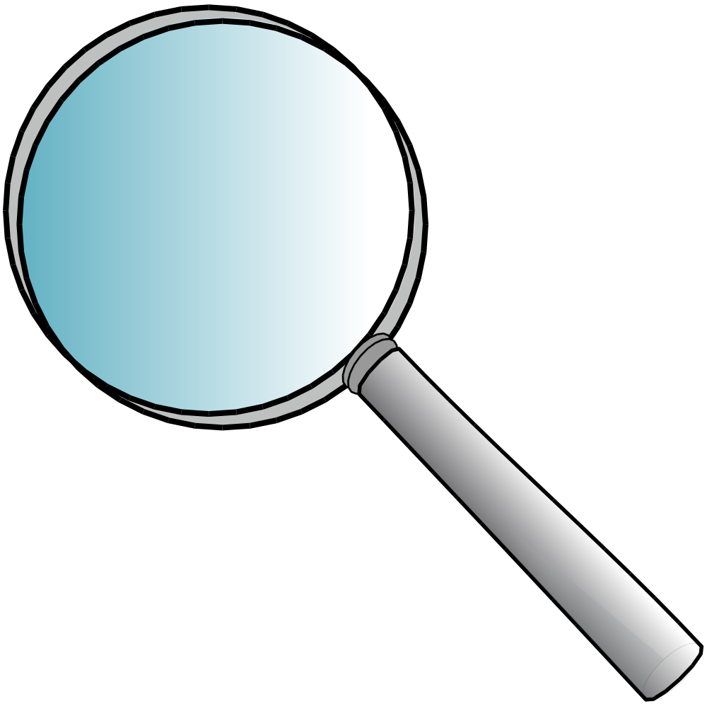Magnifying glass and book clipart svg black and white stock Image - Magnifying-glass-clipart-for-kids-magnifying-glass-clipart ... svg black and white stock
