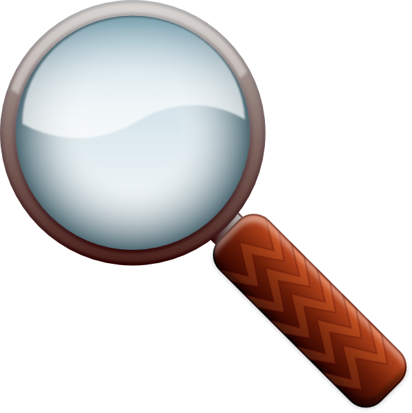 Magnifying glass book clipart jpg royalty free stock Magnifier Cartoon - Blueridge Wallpapers jpg royalty free stock